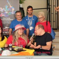 Collaborazioni in TV e al CINEMA della nostra direttrice artistica Emanuela Petroni