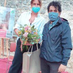 Pasquale Sciandra con PAOLA PEREGO e LUCIO PRESTA a Contigliano