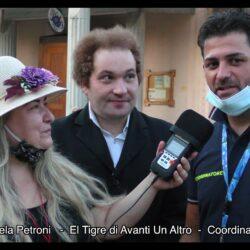 Emanuela Petroni presenta la PROTEZIONE CIVILE ARVALIA del 3° Municipio di Roma Capitale in TV su Canale Italia 11