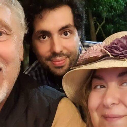 Paolo Marco Polidori Yautibug Presidente di PAESI UNITI della SABINA a Rieti con Emanuela Petroni e Pasquale Sciandra