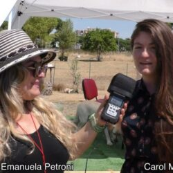 Emanuela Petroni intervista Carol Maritato – #iononliabbandono – Pet Carpet Film Festival