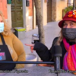 Emanuela Petroni con Vittorina D'ignazio assist. di Federico Fashion Style - Cantalupo in Sabina
