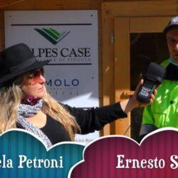 Emanuela Petroni intervista Ernesto Segoni Presidente Protezione Civile Sabina