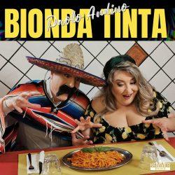 Emanuela Petroni protagonista nel video BIONDA TINTA di Paolo Audino